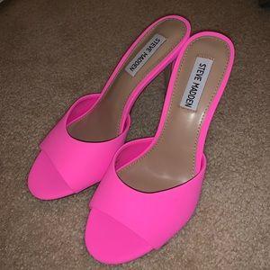 Steve Madden-Erin Pink Neon shoe